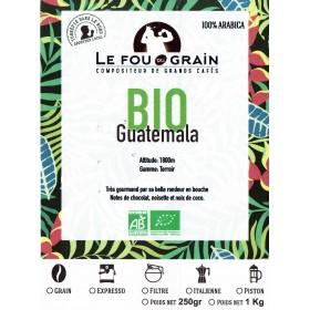 Quatemala Bio - Quetzalito